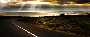 coast-curve-road-wallpaper